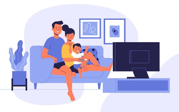 TV Internet Abo