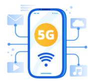 5G Handy Abo